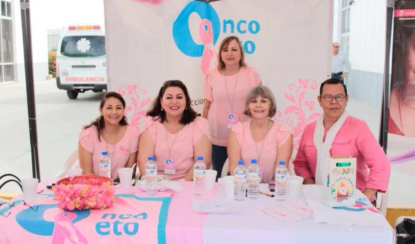 Nuestra participación en la III Feria de la Mujer, La Paz BCS