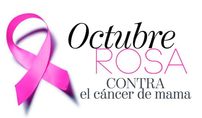 Pronto será Octubre: el mes de la lucha contra el cáncer de mama.