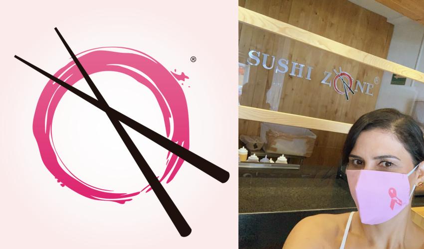Adquiere tu Kit Cubreboca + Gel Antibacterial en Sushi Zone