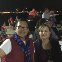 Noche de luna mágica - Día Internacional de la Mujer 2017