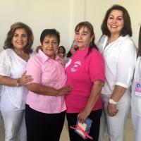 Entrega de artículos oncológicos de Onco Reto BCS AC