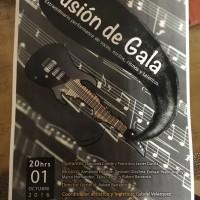 Concierto Fusión de Gala de Rubén Barranco