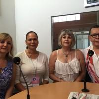 Grupo Onco Reto BCS AC en entrevista en Radio Fórmula