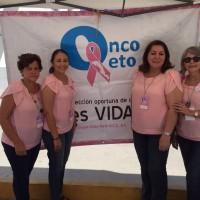Feria de la Salud con el Instituto Municipal de la Mujer.